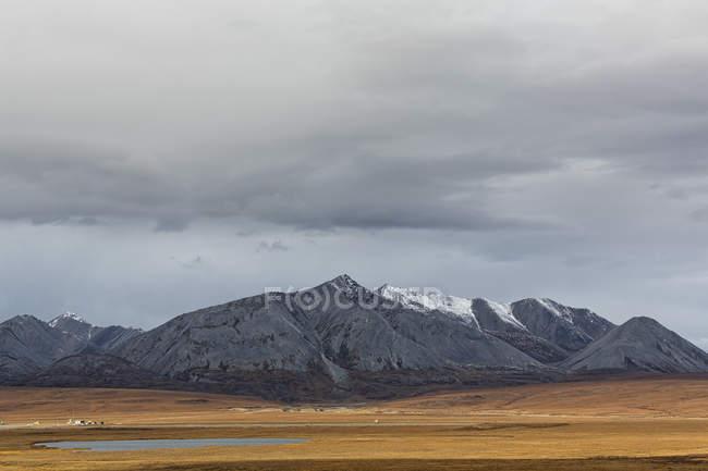 США, Аляска, перегляд Брукс діапазону в Північній Америці — стокове фото
