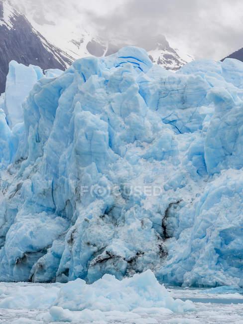 Argentina, El Calafate, Patagônia de região, Geleira Perito Moreno — Fotografia de Stock