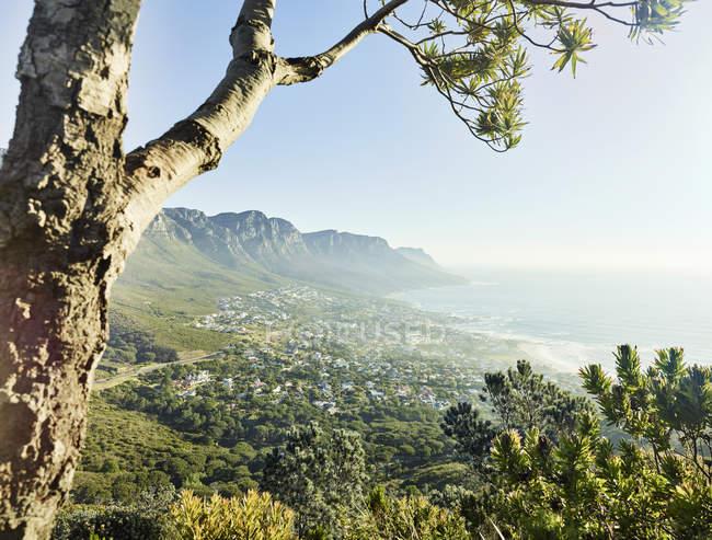 Afrique du Sud, Western Cape, Lion's Head, Le Cap — Photo de stock