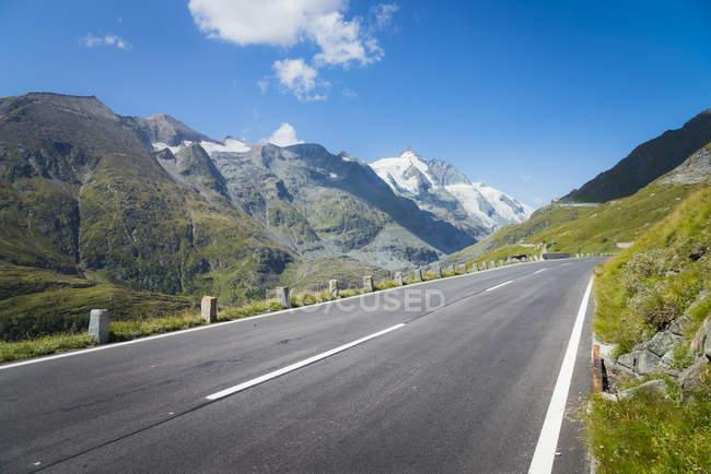 Austria, Carinthia, Grossglockner, Grossglockner High Alpine Road — Stock Photo