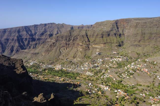 Spain, Canary Islands, La Gomera, Valle Gran Rey — Stockfoto