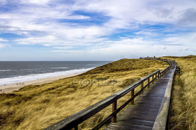 Germany, Schleswig-Holstein, Sylt, Wenningstedt — Stock Photo