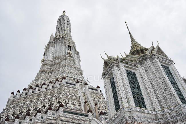 Таїланд, Бангкок, ВАТ Аруна буддійський храм — стокове фото