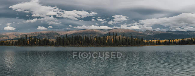 Канада, Британская Колумбия, озеро Бойа, озеро Бойа — стоковое фото
