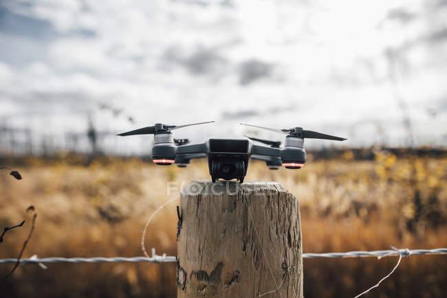 Канада, Британська Колумбія, крупним планом безпілотника на відкритому повітрі — стокове фото