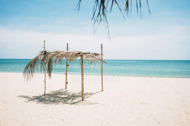 Thailand, Koh Lanta, Virgin Paradise Beach — Stock Photo
