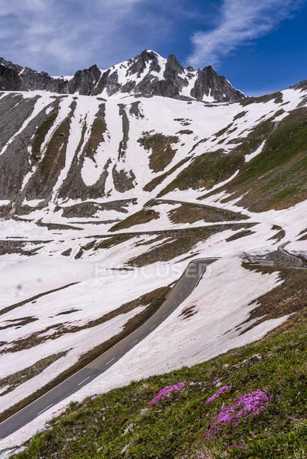 Suiza, Valais, Nufenen Pass - foto de stock