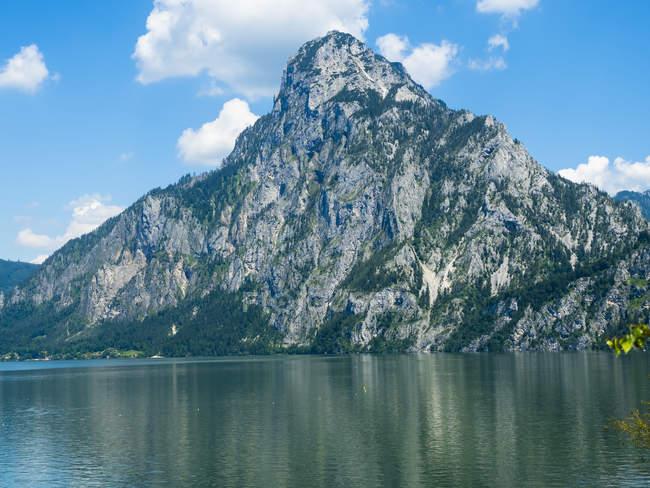 Austria, Salzkammergut, Lago Traunsee — Foto stock