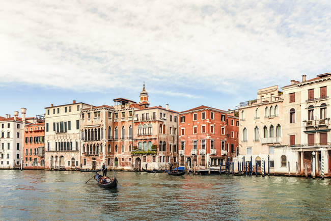 Italy, Venice, Canale Grande at daytime — Stock Photo