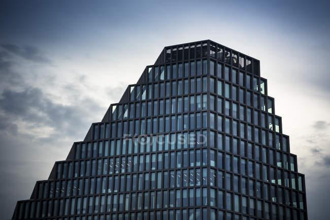 Poland, Poznan, modern office building — Stock Photo
