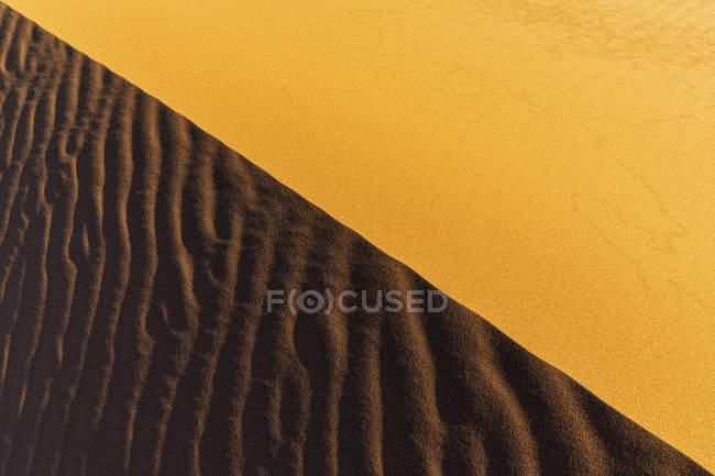 Namibia, Namib desert, Naukluft National Park, sand dune, full frame — Fotografia de Stock