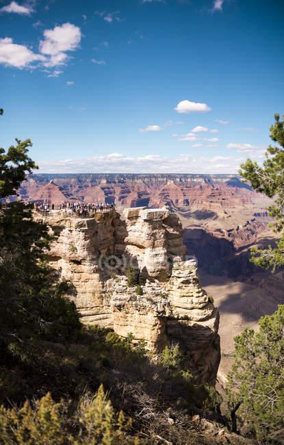 Уса, Аризона, національний парк Гранд - Каньйон, Гранд - Каньйон. — стокове фото