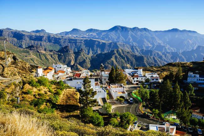 Spanien, Kanarische Inseln, Gran Canaria, Artenara — Stockfoto