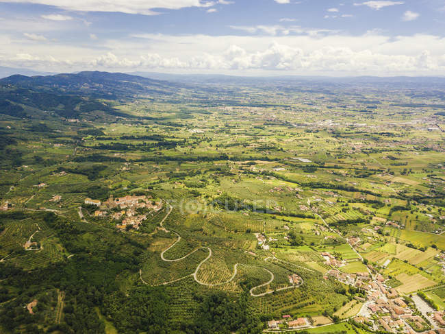 Italia, Toscana, Monsummano Terme - foto de stock
