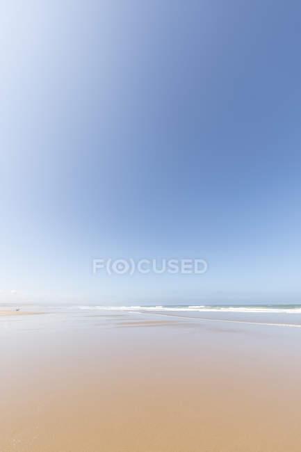 Марокко, пляж еттпі піщаний — стокове фото