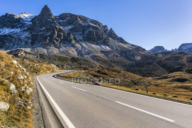Швейцарія Grisons швейцарські Альпи, Parc Ela, Julier перевал — стокове фото