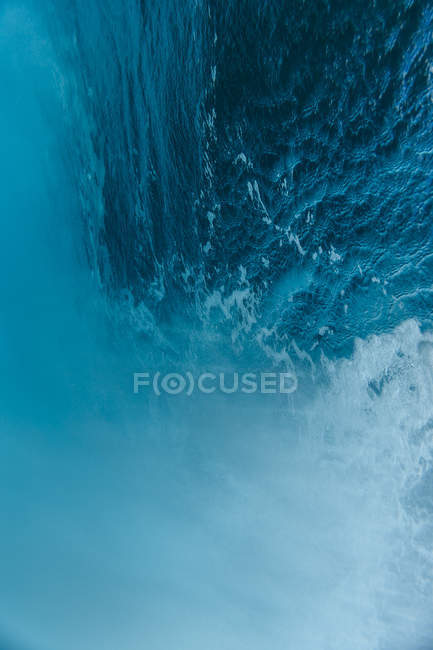 Maledives, Ocean, under water shot, wave — Stock Photo