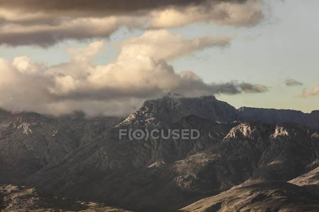 South Africa, Rooiberg, mountain scenery — Stock Photo