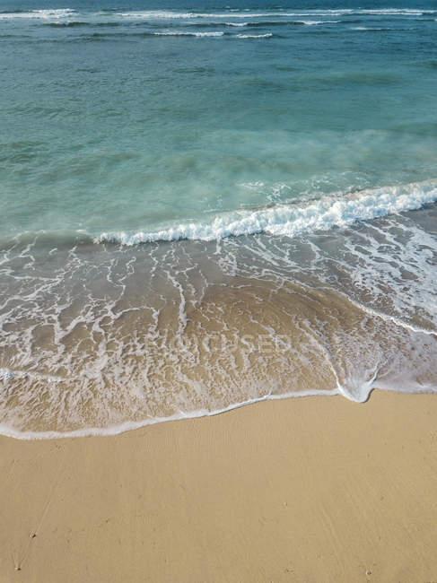 Indonésie, Bali, plage de Pandawa — Photo de stock
