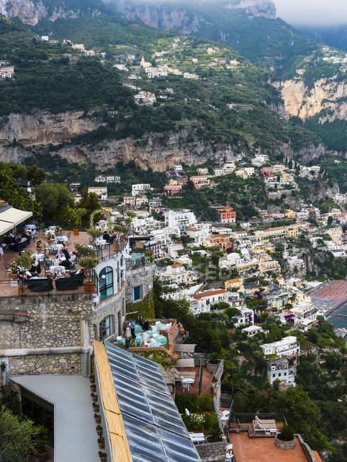 Italy, Campania, Sorrent, Amalfi Coast, Positano — Stock Photo