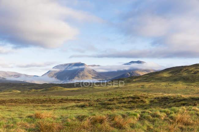 Grande-Bretagne, Écosse, Highlands écossais, Glencoe, près de Loch Tulla — Photo de stock