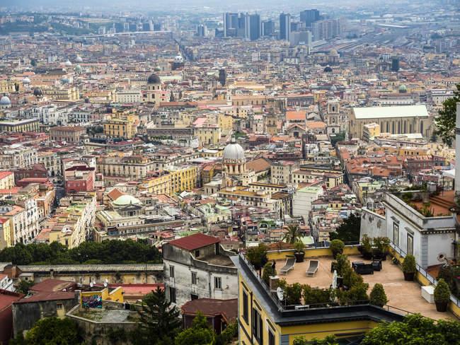 Italia, Campania, Napoli, Centro Storico — Foto stock