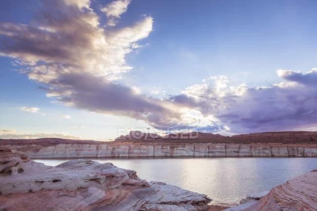États-Unis, Arizona, lac Powell — Photo de stock
