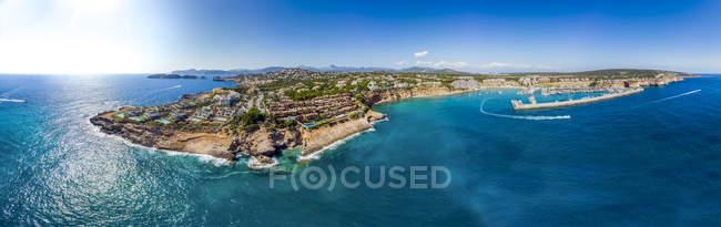 Spagna, Isole Baleari, Maiorca, El Toro, Porto Adriano — Foto stock