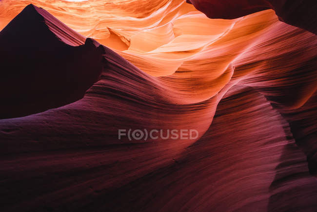 USA, Arizona, Lower Antelope Canyon — Stockfoto
