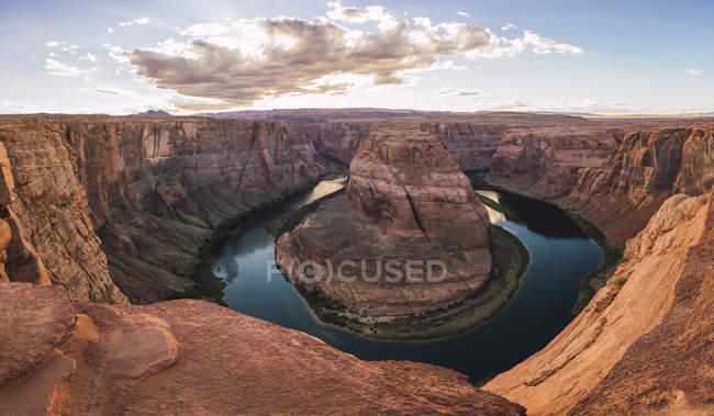 Estados Unidos, Arizona, Vista panorámica de la zapatilla Bendhorse - foto de stock