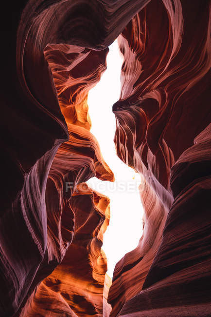 USA, Arizona, Lower Antelope Canyon — Stock Photo