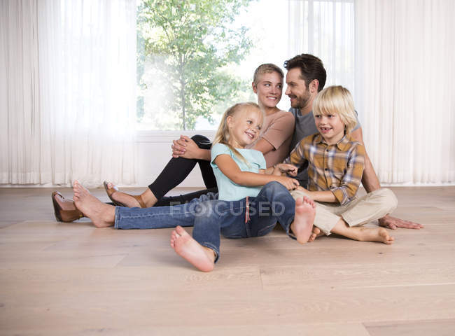 Розслаблена сім