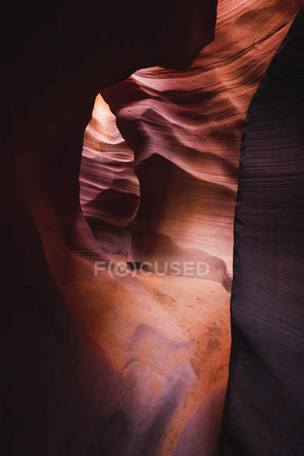 США, Аризона, Нижний Каньон Антилопы — стоковое фото