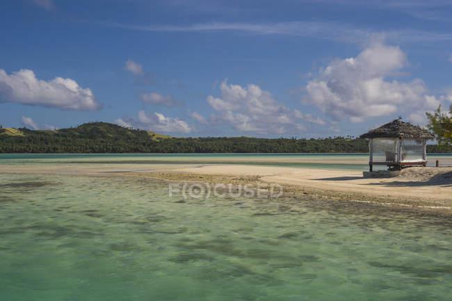 Kochinseln, Rarotonga, Aitutaki-Lagune — Stockfoto