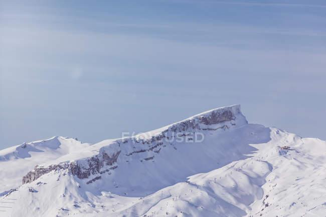 Deutschland, Bayern, Gipfel des hohen ifen — Stockfoto