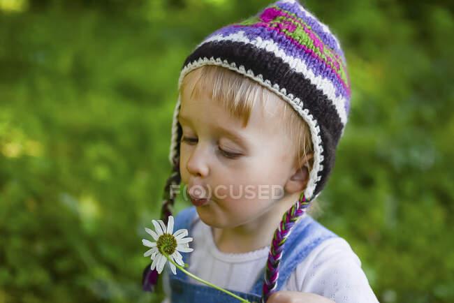 Портрет маленької дівчинки у в