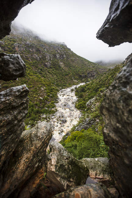 África do Sul, cabo ocidental, Rio — Fotografia de Stock