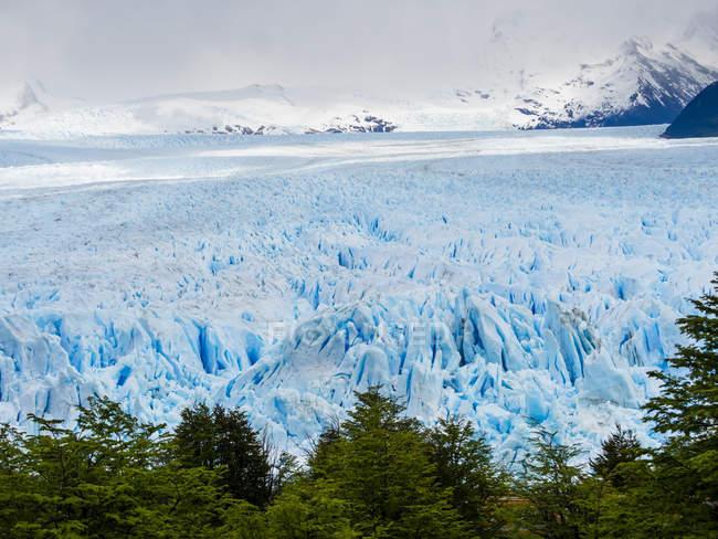 Argentina, El Calafate, Patagônia, Geleira Perito Moreno — Fotografia de Stock