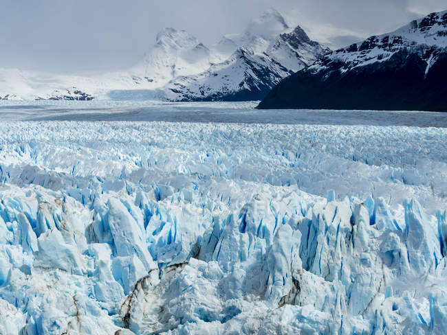 Argentina, El Calafate, Patagonia, Ghiacciaio Perito Moreno — Foto stock