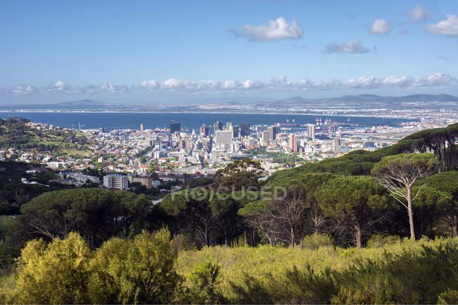 África, África do Sul, cabo ocidental, cidade do cabo — Fotografia de Stock