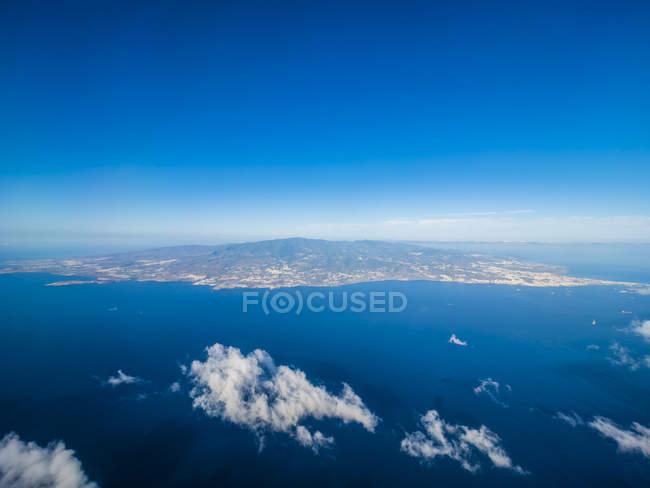 Испания, Канарские острова, Гран-Канария, Атлантика — стоковое фото
