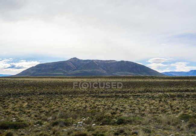 Argentina, El Calafate, Patagônia, montanha perto do Lago-Argentino — Fotografia de Stock