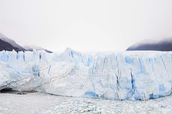 Argentina, Patagonia, veduta del ghiacciaio del Perito Moreno — Foto stock