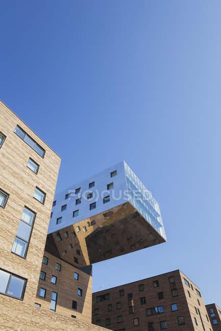 Germania, Berlino-Friedrichshain, hotel moderno — Foto stock