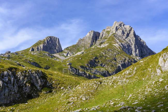 Чорногорія, Національний парк Дурміор, Гора Стіт — стокове фото
