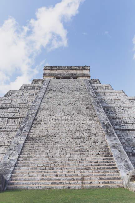 Масіко, Юкатан, Чичен-Іца, майанруїни — стокове фото