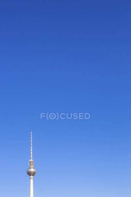 Germany, Berlin, Berlin TV Tower — Foto stock