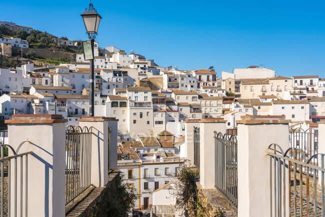 Espagne, Andalousie, Province de Cadix, Setenil de las Bodegas — Photo de stock