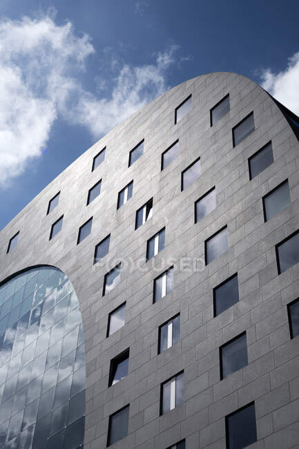 Facade of market hall, Rotterdam, Netherlands — Stock Photo