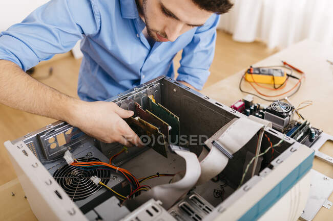 Техніка ремонту настільного комп